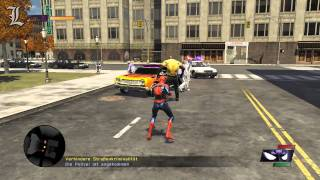 Let&#180;s Play Spider-Man : Web of Shadows #2 Erwecke das B&#246;se in dir ! [BLIND / HD / GER / SPECIAL]