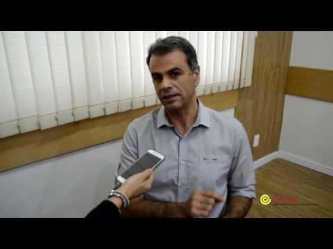 Entrevista com Rogério Lisboa - Prefeito eleito em Nova Iguaçu