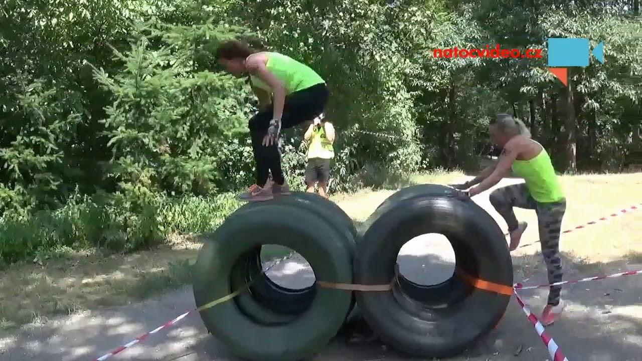 ARMY RUN V PRAZE: Závodníci si na Vítkově sáhli na dno svých sil