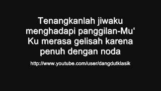 Rhoma Irama - Ampunilah (Lirik)