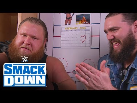 Otis trains with his good pal Tucker before date with Mandy Rose: SmackDown, Feb. 7, 2020