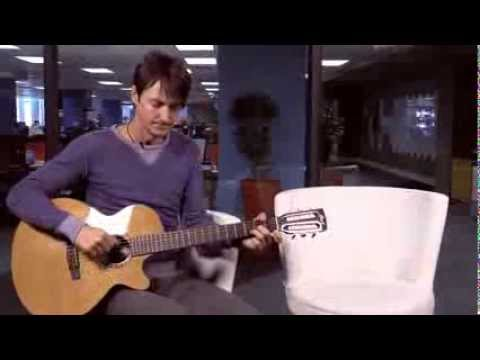 Chris Chameleon Die Here Is Groot acoustic