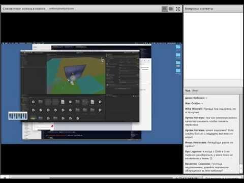 Новый PhysX 3 в Unity 5 (вебинар, 24.03.2015)