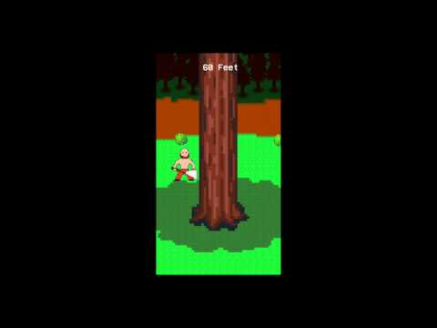 Video of Timbermen vs Tree