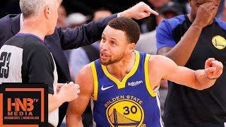 Golden State Warriors vs San Antonio Spurs Full Game Highlights | March 18, 2018-19 NBA Season