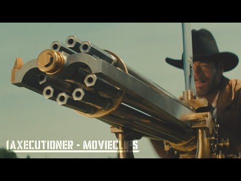 The Magnificent Seven |2016| Battle Scenes [Edited]