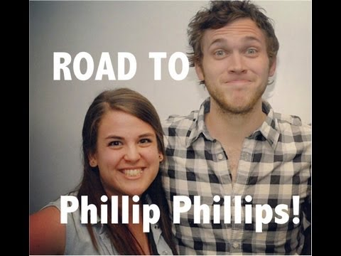 Phillip Phillips - This is my journey from posting a request video to sing with Phillip Phillips, to getting the oppotuninty to meet him through MVCC, Big Frog putting me on th...