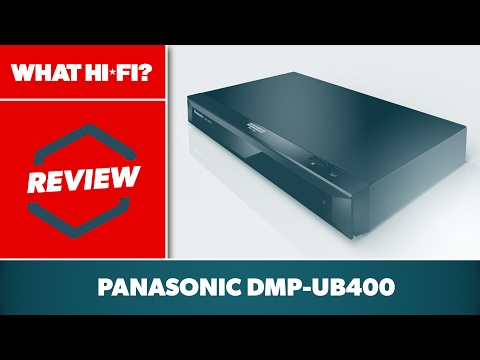 Panasonic DMP-UB400 4K Blu-ray player review
