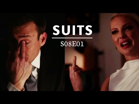 Samantha, Harvey & The Middle Finger | Suits S08E01