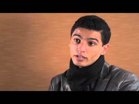 Mohammed - The United Nations interviews Arab Idol winner Mohammed Assaf.