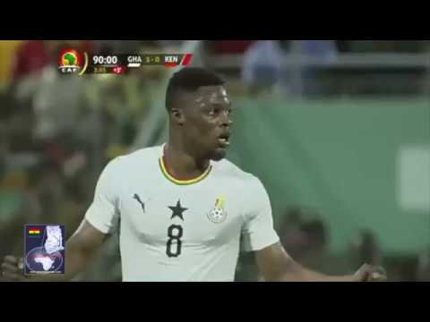 Ghana vs Kenya Highlights ( 1 - 0 )