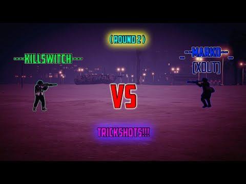 ---KILLSWITCH--- VS _--Marko--_ || FRIENDLY 1 v 1 (Round 2) ||  TRICK SHOTS || HEAVY (видео)