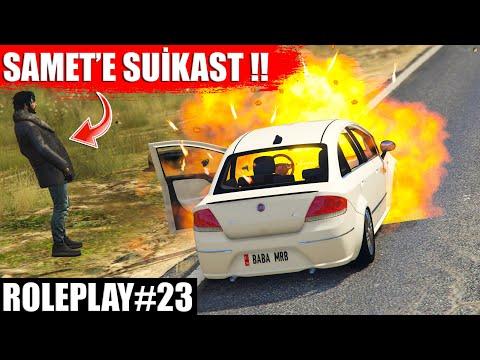 GTA 5 ROLEPLAY #23 BELA BİZİ BULUYOR !!