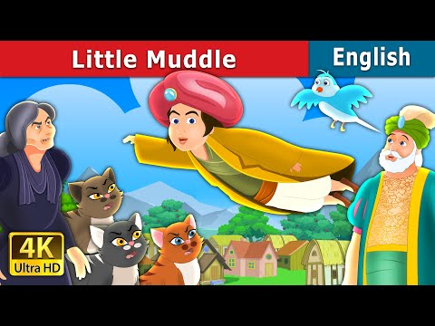 Little Muddle Story in English | Stories for Teenagers | English Fairy Tales