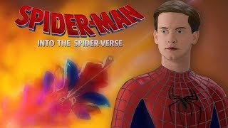 Spider-Man - Into The Sony Verse (Sam Raimi Style) - Tobey Maguire