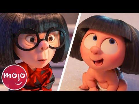Top 10 Fabulous Edna Mode Moments
