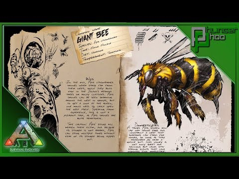 Ark Basics Queen Bee - EASY HONEY - EVERYTHING YOU NEED TO KNOW