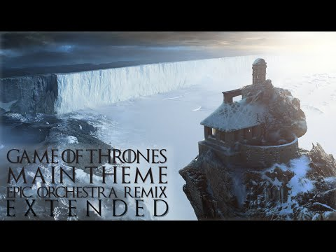 Game of Thrones Theme - Epic Orchestra Remix (Extended) | Laura Platt & Pascal Michael Stiefel