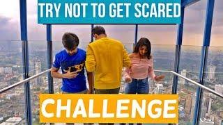Video Try not to get Scared Challenge | Rimorav Vlogs MP3, 3GP, MP4, WEBM, AVI, FLV November 2018