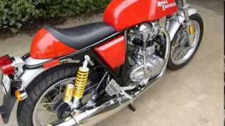 9. Royal Enfield Continental GT