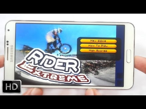 BMX Rider Gameplay Android & iOS HD