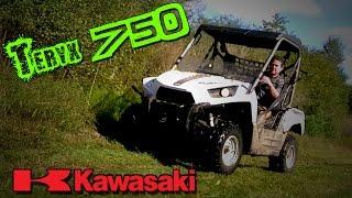 2. 2013 Kawasaki Teryx 750 FI 4x4 LE