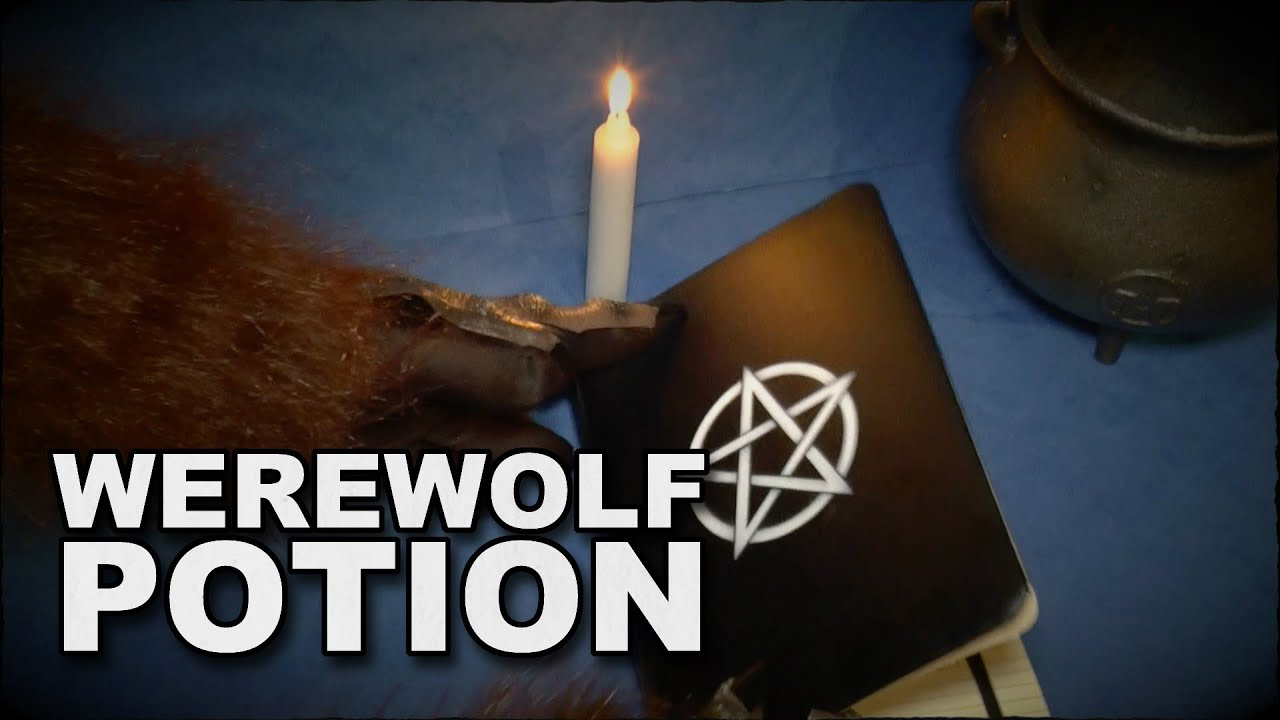 How To Make A Potion To Become A Werewolf