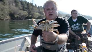 How to catch crab in Oregon. Crabbing in Oregon is great in over twelve different bays, watch this video and check out my website ...