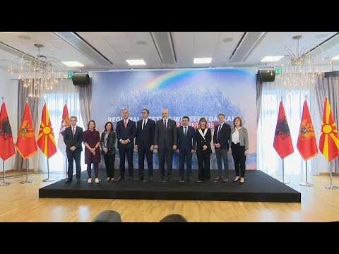 Σύνοδος χωρών πρωτοβουλίας «Μικρή Σένγκεν» στα Τίρανα