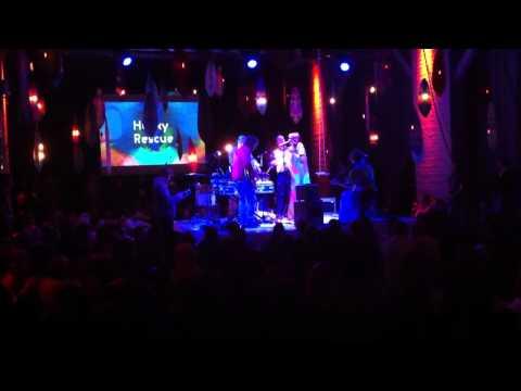 Husky Rescue - Sleep Tight Tiger (Live @ Korjaamo)
