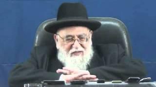 """הרב אברהם חפוטא – פרשת ויחי (ה'תשע""""ב)"""