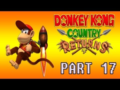 preview-Gaming with the Kwings - Donkey Kong Country Returns part 17 (Kwings)