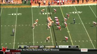 Rajion Neal vs Western Kentucky (2013)