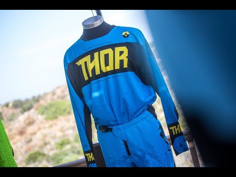 First Look 2018 Thor Motocross Gear - Motocross Action Magazine
