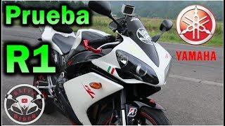 9. Yamaha R1 |Review en Español Prueba  con Blitz Rider FT J-Sasso Rider