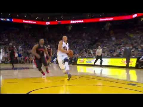 Video: Stephen Curry Breaks Out for the Electrifying Jam