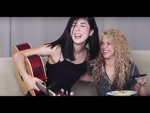 Shakira - Hips Dont Lie (Cover) by Daniela Andrade ft. Shakira - Thời lượng: 2 phút, 2 giây.