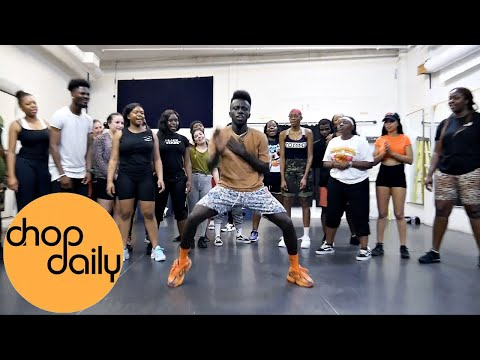 DJ Flex & Tizo - Gwara X G0dsPlan (Dance Class Video) | Shawtyme Choreography | Chop Daily