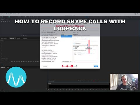 How to Record Skype Calls with Loopback