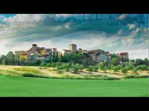Bella Collina Golf Club in Montverde, Florida (in the Orlando area)