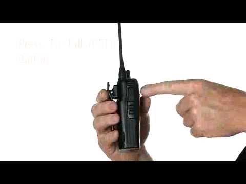 Hướng dẫn sử dụng máy bộ đàm ICOM