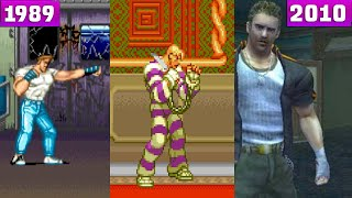 The volution of Final Fight Games (1989-2010)  ファイナルファイト by DigitalModz