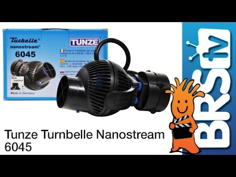 Tunze Turbelle Nanostream 6045 Flow Dynamics
