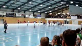 Konolfingen Switzerland  city pictures gallery : UHC Lions Konolfingen vs. Alligator Malans 1/16 Finals Swiss Mobiliar Cup