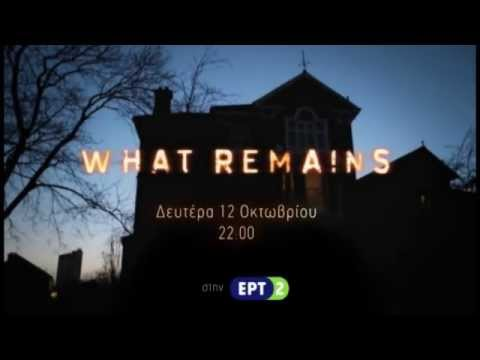 What Remains – trailer