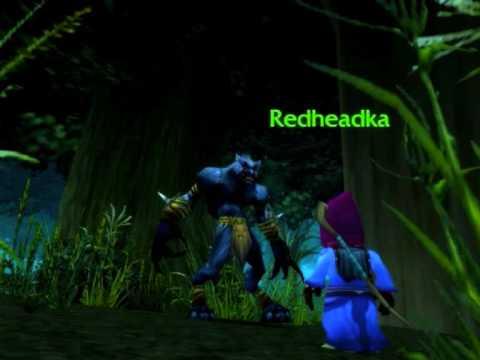 O redheadce