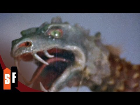 Reptilicus (1/1) Army Opens Fire On Reptilicus (1961)