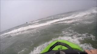 8. Sea-Doo Sparks Jumping Waves - Corson Inlet, New Jersey