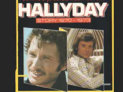 Comme si le devais mourir demain Johnny Hallyday Bande son CD (видео)