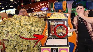Video 5 Years Of Hacking Arcade System At Chuck E Cheese, How To Get Jackpot Every Time! MP3, 3GP, MP4, WEBM, AVI, FLV Mei 2018